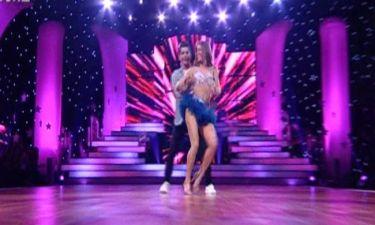 Ο Χρήστος Σπανός χόρεψε σε κουβανέζικους ρυθμούς