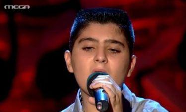 «The music school»: Η εμφάνιση του Μάρκου στον τελικό