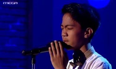 Antony: Η ερμηνεία του στον τελικό του «The music school»