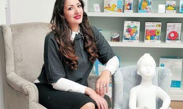 Η κόρη του Παναγιώτη Γιαννάκη δημιουργεί παιδικά δωμάτια