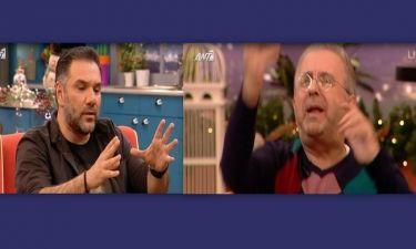Ο Βερύκιος «τα έχωσε» on air στον Αρναούτογλου