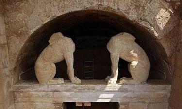Η Αμφίπολη στις κορυφαίες αρχαιολογικές ανακάλυψεις του 2014