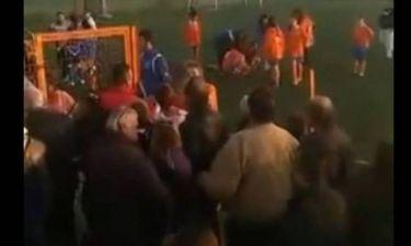 Απίστευτο ξύλο σε ματς γυναικείου πρωταθλήματος! (video)