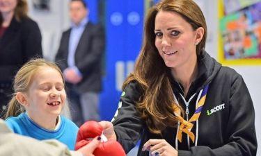 Το… τικ της Kate Middleton