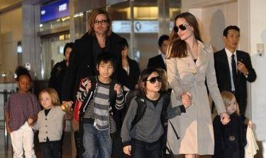 Pitt – Jolie: Ειδική ομάδα επιβλέπει τι googl-αρουν τα παιδιά της!
