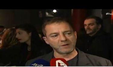 Δημήτρης Λιγνάδης on camera: «Εδώ ο κόσμος χάνεται κι εμείς…»