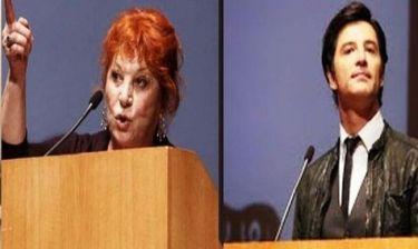 Κι όμως ο Σάκης Ρουβάς και η Χρυσούλα Διαβάτη συμμετείχαν στην ίδια ταινία!