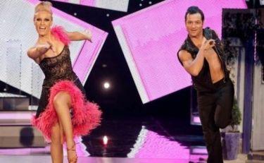 Μετά την Ρία Αντωνίου, η Μελέτη στο Ιταλικό Dancing with the stars!