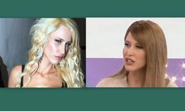 Πετρούλα Κωστίδου: Τέλος το ξανθό- Έγινε καστανή