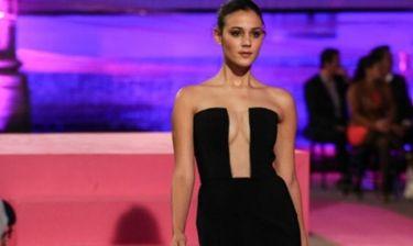 Η Celia Kritharioti ντύνει το Next Top Model Μεξικού