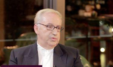 Η εξομολόγηση του Κώστα Λεφάκη: «Έκανα δύο αρραβώνες για δημόσιες σχέσεις»