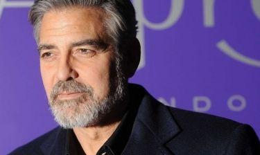 Clooney: «Είναι τρέλα να αφήνουμε την Β. Κορέα να κάνει κουμάντο»