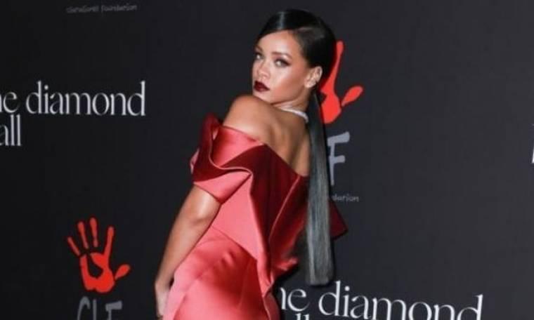 Έψαχνε να… κρυφτεί από την ντροπή της η Rihanna. Τι συνέβη;