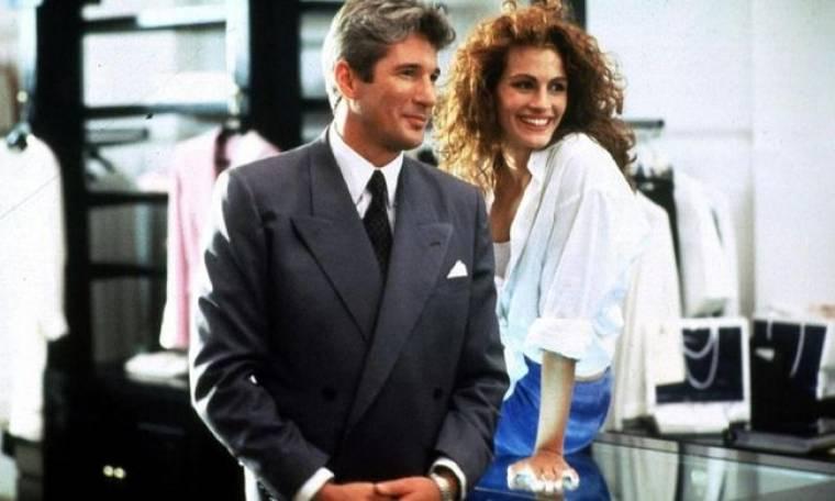 """Γκιρ: «Αρνιόμουν να παίξω στην ταινία """"Pretty woman"""" μέχρι που συνάντησα την Ρόμπερτς»"""