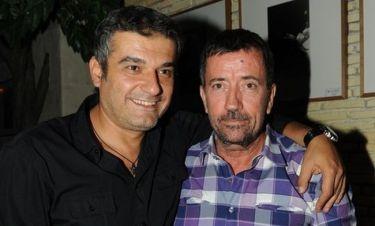 Σπύρος Παπαδόπουλος: «Ζω χάρη στον Κώστα Αποστολάκη»
