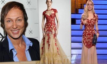 Άγριο κράξιμο του Κωστέτσου για τους σχεδιαστές του ρούχου της Δούκισσας