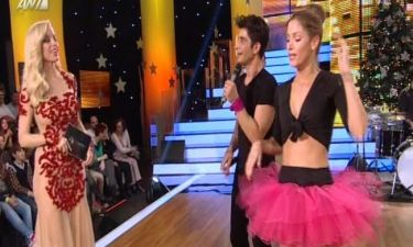 Ο Χρήστος Σπανός νίκησε στον μαραθώνιο χορού