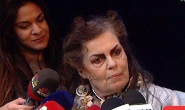 Ρούλα Πατεράκη: Ο Σάκης, το θέατρο και η… σπόντα στην Διαβάτη