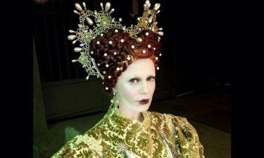 Δεν θα πιστεύετε ποια πασίγνωστη Ελληνίδα είναι η «βασίλισσα» της φωτογραφίας