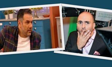 Κωνσταντίνος Μπογδάνος: Γιατί είναι ενοχλημένος με τον Γρηγόρη Αρναούτογλου;
