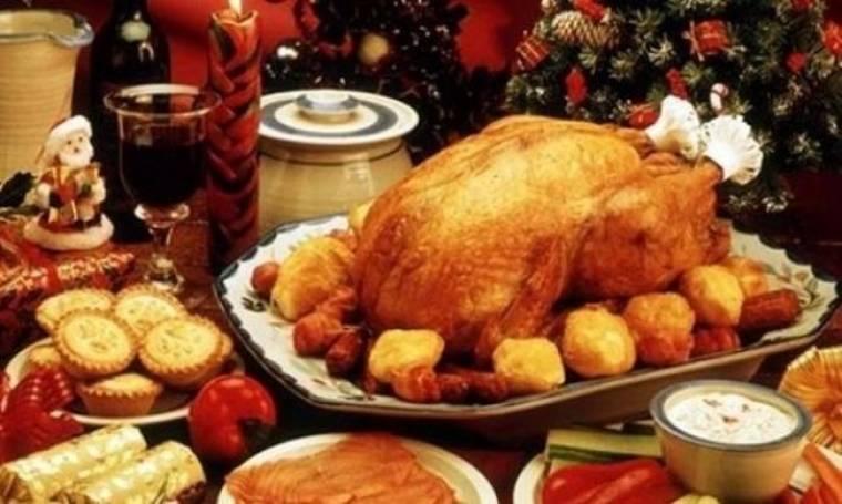 Είμαι έγκυος. Τι μπορώ να φάω από το χριστουγεννιάτικο τραπέζι;