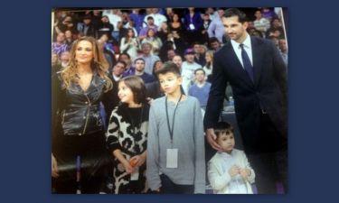 Στογιάκοβιτς: Με την οικογένειά του στην πιο σημαντική στιγμή της καριέρας του