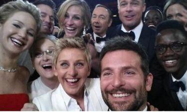 Η selfie των Όσκαρ που «έσπασε» το twitter βγήκε… κατά λάθος!