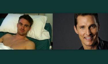 Απίστευτο! Βρετανός ποδοσφαιριστής ξύπνησε από κώμα και νόμιζε πως ήταν ο Matthew McConaughey