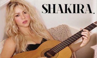 Δείτε το sexy εξώφυλλο του νέου άλμπουμ της Shakira