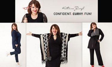 Τρέμε Καινούργιου! Η Ζαρίφη έγινε σχεδιάστρια και μοντέλο για τα ρούχα της!
