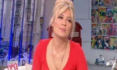 Φαίη Σκορδά: Ήρθε σε δύσκολη θέση on air, όταν…