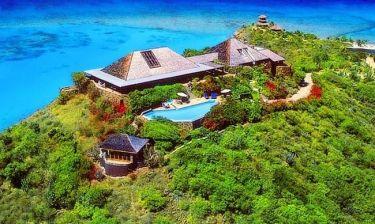 Όργια στο νησί του «Mr Virgin»