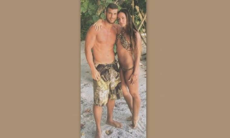 Περσάκη – Νικολαΐδης: Γαμήλιο ταξίδι στις Μαλδίβες
