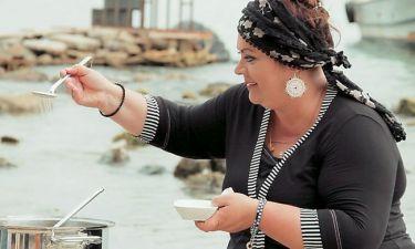 Μαρία Εκμετσίογλου: «Την μαγειρική την ξεκίνησα από τα παιδικά μου χρόνια»