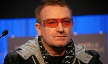 Σοκάρει ο Bono: «Δε ξέρω αν θα μπορέσω να ξαναπαίξω κιθάρα»