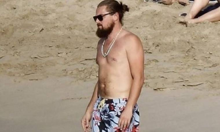 Ο Leonardo di Caprio έφτασε στο… τερματικό στάδιο ως κυνηγός μοντέλων! Δείτε τι έκανε!