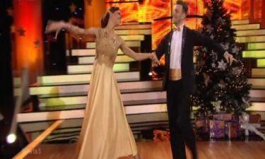 Η Νικολέτα Καρρά χόρεψε foxtrot!