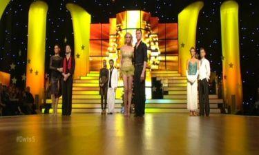 Δείτε ποιος αποχώρησε από το 11ο live του «Dancing with the stars 5»