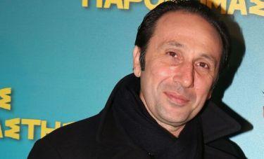 Ρένος Χαραλαμπίδης: «Η ανασφάλεια του ηθοποιού είναι τόσο μεγάλη που ανεβάζει την αδρεναλίνη αρνητικά»