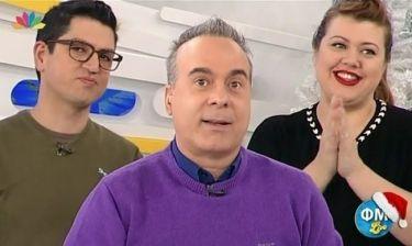 Φώτης Σεργουλόπουλος: Η έκπληξη των συνεργατών του για την γιορτή του