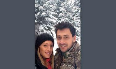 Ερωτευμένοι στα χιόνια