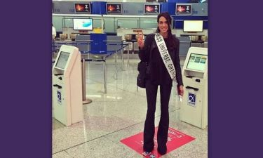 Ισμήνη Νταφοπούλου: Έφτασε στο Μαϊάμι και φωτογραφίζεται με μαγιό
