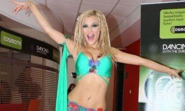 Η Λάουρα Νάργες επιστρέφει στο Dancing (φωτο)