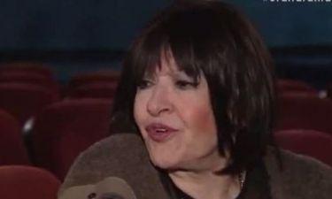 Μάρθα Καραγιάννη: «Είναι σαχλό να ρωτάς έναν άνθρωπο της ηλικίας μου για τα γκομενικά του»
