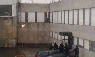 Charlie Hebdo: Φωτογραφίες από την επιχείρηση της αστυνομίας (photos)