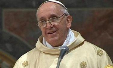 Με πάνες θα κυκλοφορούν λόγω Πάπα οι τροχονόμοι
