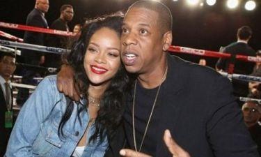Ο JayZ κάνει ντεμπούτο στη νέα του ασχολία έχοντας στο πλευρό του τη… Rihanna!