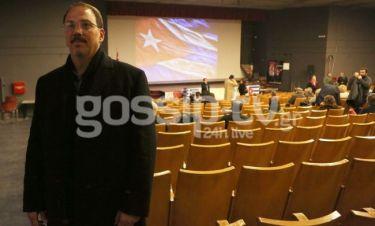 Ο ανιψιός του Φιντέλ Κάστρο στην Αθήνα για Φεστιβάλ Κινηματογράφου