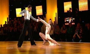 Η Μορφούλα Ντώνα εντυπωσίασε χορεύοντας rumba!