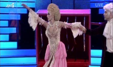 Παπαδοπούλου: «Σάρωσε» τους βαθμούς με την δεύτερη χορογραφία της